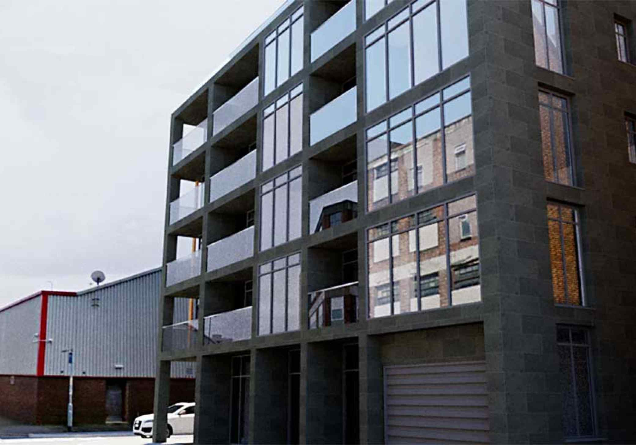 Ancoats Apartments additional illustration