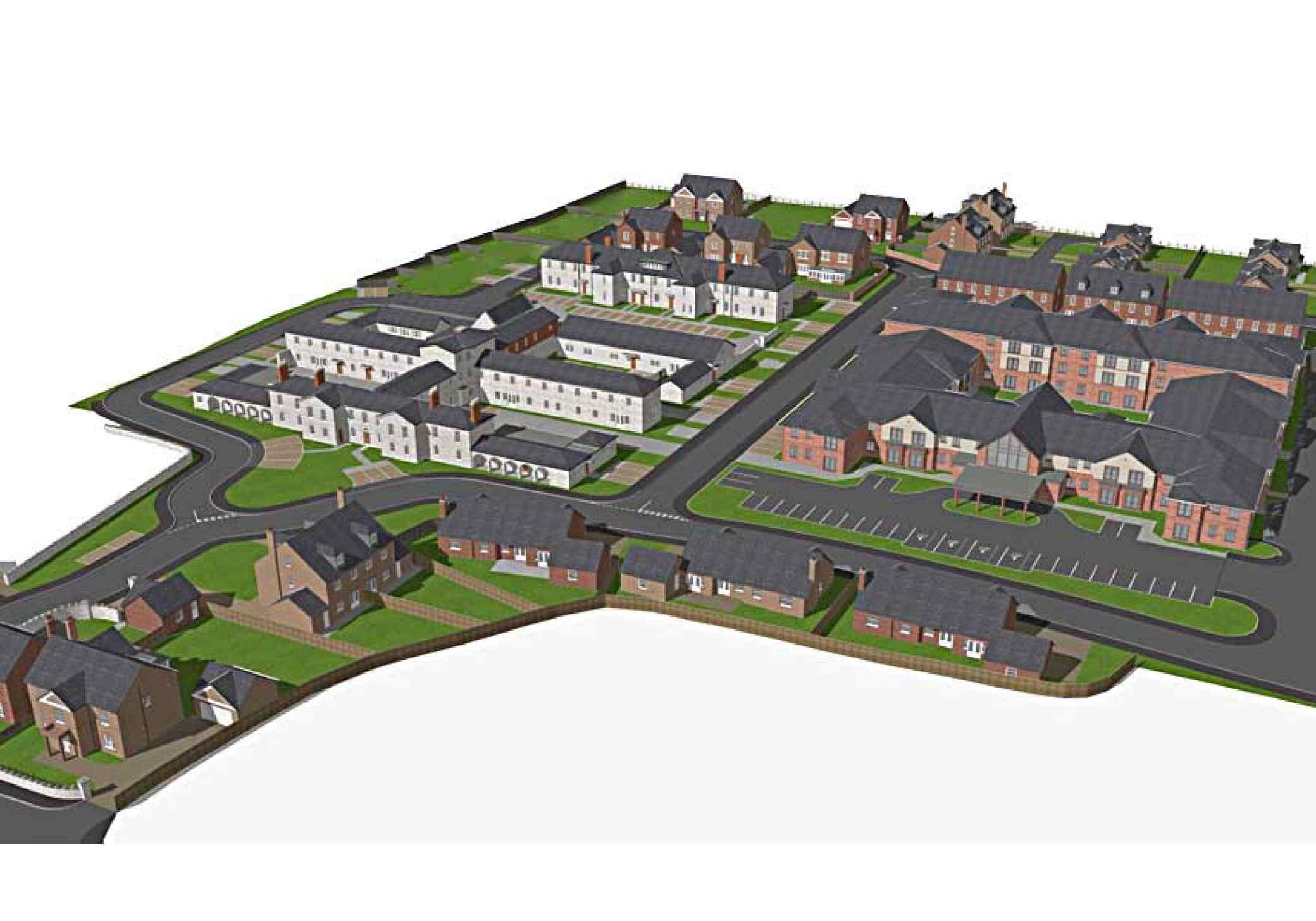HM Stanley site plan illustration