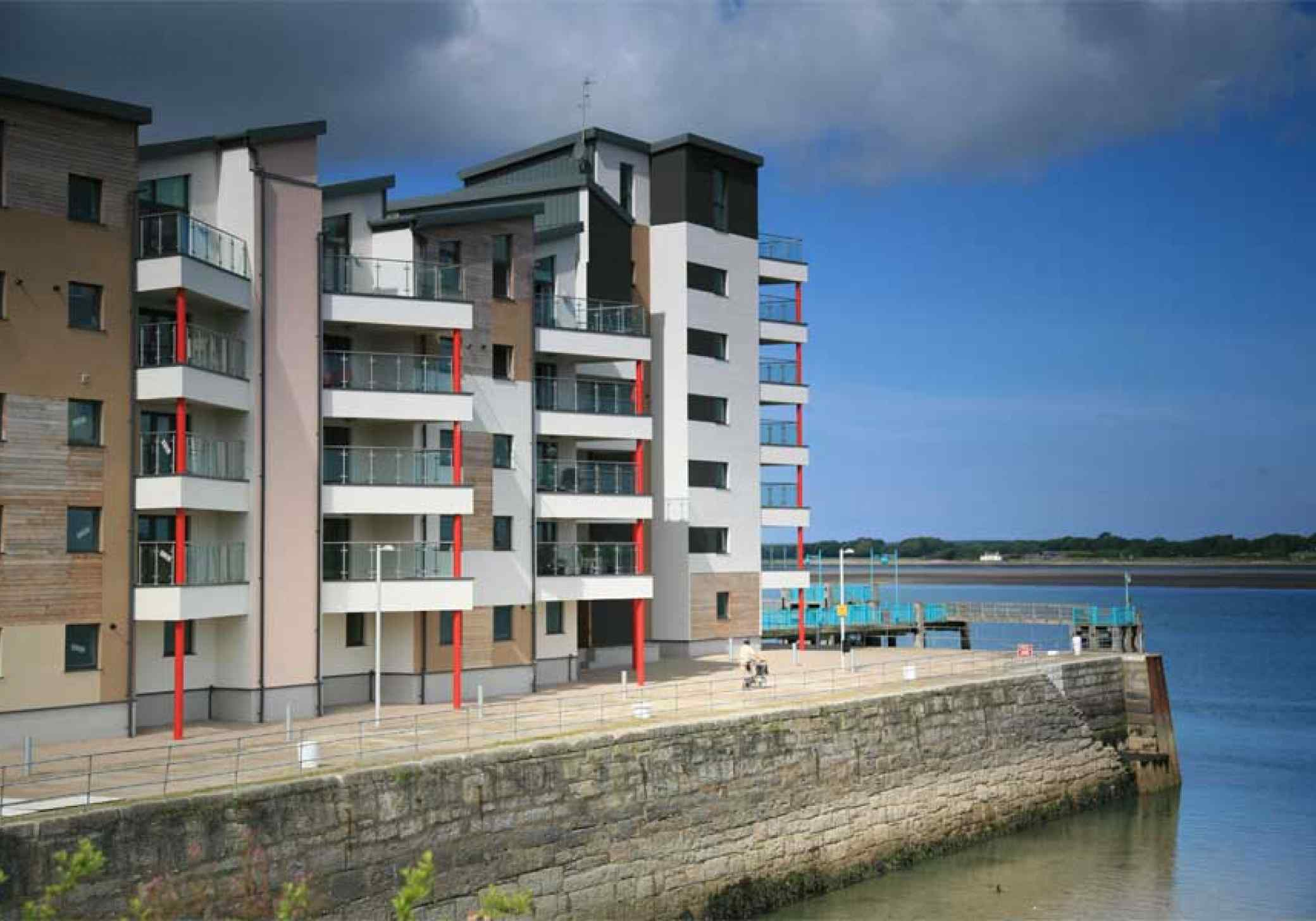 Apartment Scheme - Victoria Dock