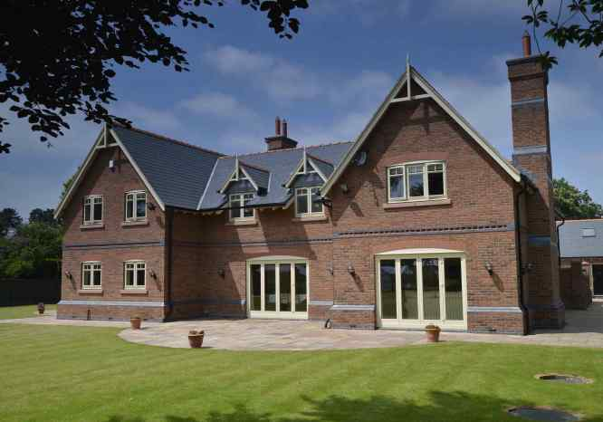 Replacement Dwelling - Bunbury, Cheshire