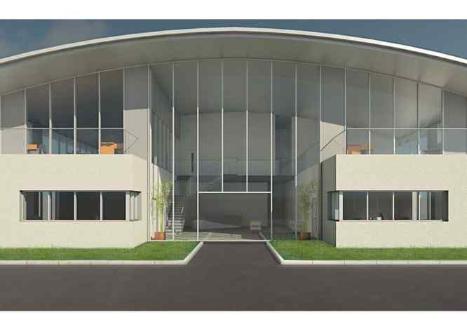 Aviation Park, Broughton - New Offices